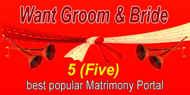 Want Groom for marriage